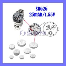 1.55V Coin Cell Button Cell Battery SR626 SR626SW