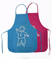 non woven painting children aprons