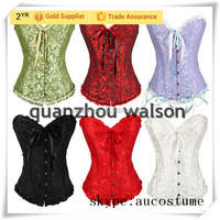 Instyles Lace Sexy Bustier Basques Corset Lingerie Sets Free G-string Plus Size
