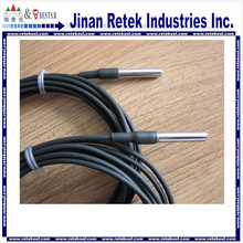 Hot selling ntc temperature sensor with copper probe