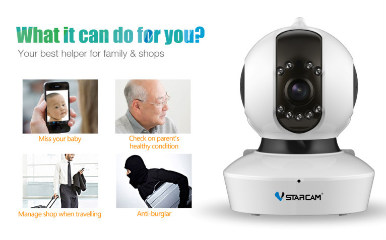 Trade Assurance Supplier ONVIF 1080P/720P pan tilt cmos ir security wireless ip camera 1080p