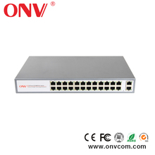 Good quality 24 ports switch poe Gigabit data swicth 10/100/1000Mbps 3com switch 24 port 24 port gigabit poe switch