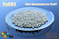 environmental friendly caco3 filler masterbatch For The Fungus Bag