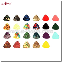 Color Celluloid Guitar Pick/Guitar Plectrum (G-P02)