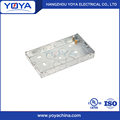 Electrical steel China switch and socket box manufacturer