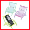New Style Plastic beach chair cell phone holder