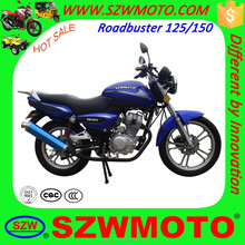 HOT SALE in africa Economic and Classic roadbuster 125cc street motorcycle
