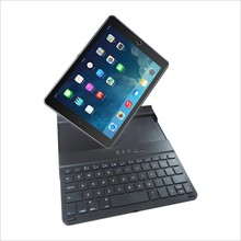 Lightweight wireless Case Ultra-Thin High Quality Bluetooth Stad Keyboard For Ipad Air 2