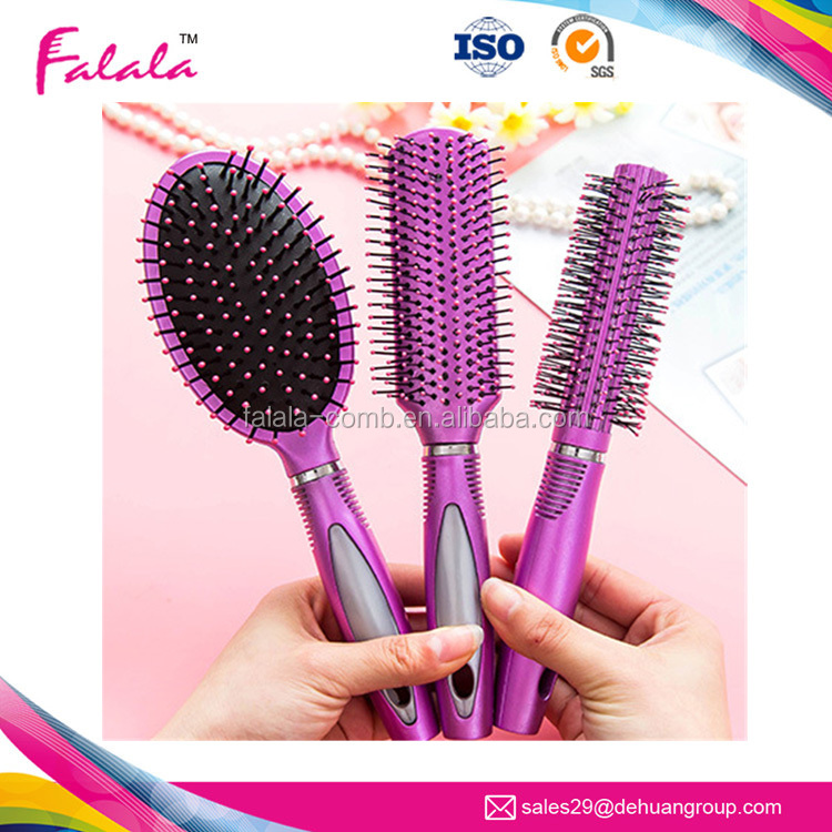Professional Heathy Hair Brush Quality barber women Massage Comb