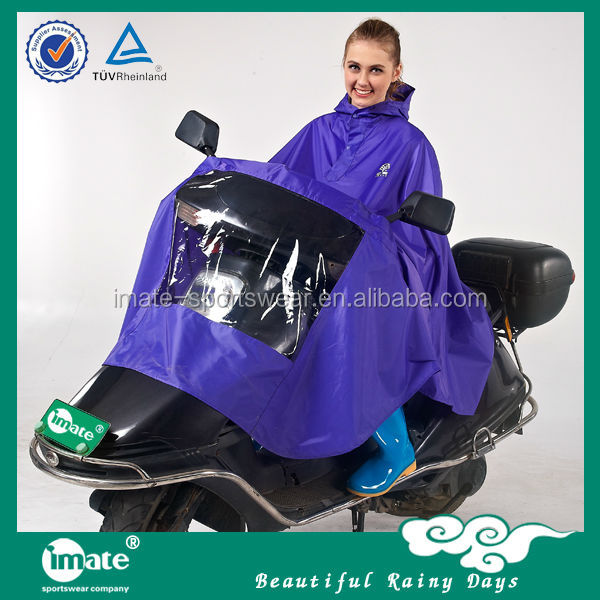 Unique Affordable Economcal raincoat for Motorcycle