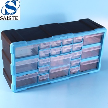 Colorful plastic 22 drawers matching home kitchen clothing cabinet storage tool box for socks