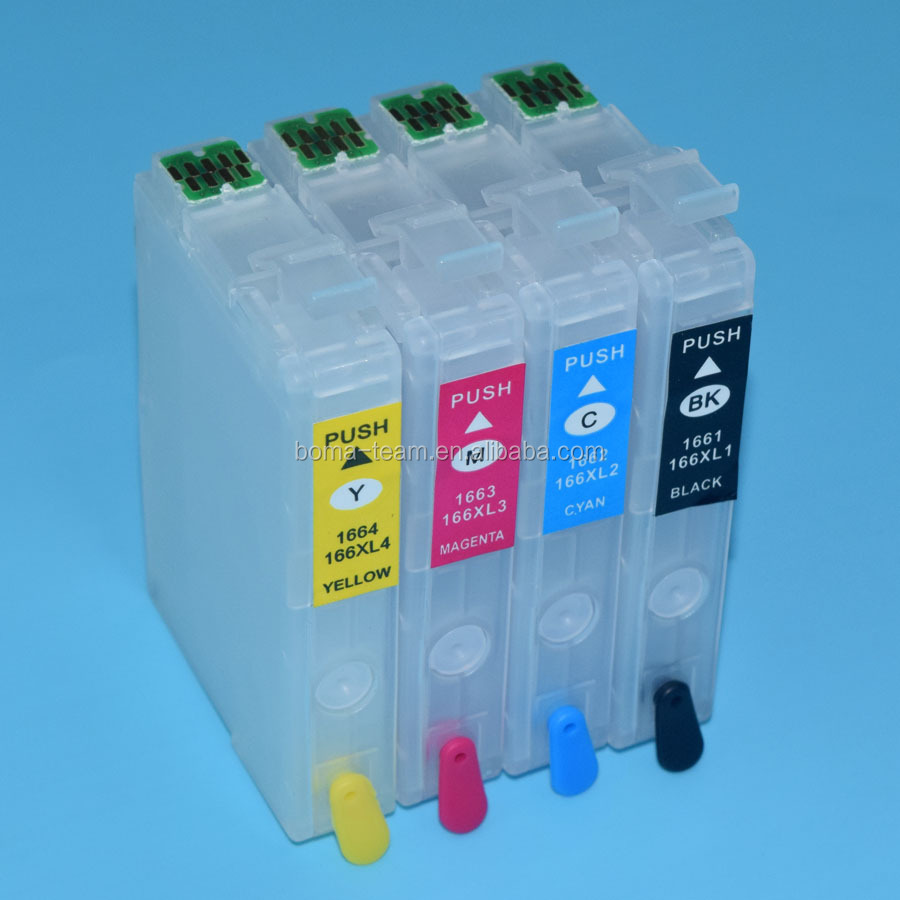 Refill ink cartridge for Epson Expression XP-401 for epson T1971 T1962-T1964