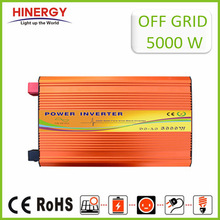 Cheap price Double MPPT single phase 5000W Solar Power Inverter with best quality
