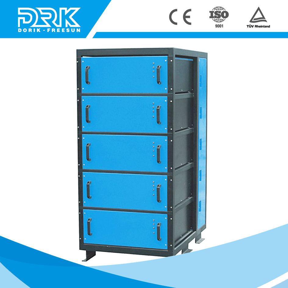 High frequency electrowinning variable voltage power supply