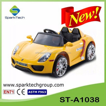 ST-A1038 Girls Ride on Electric Cars Toy SparkTech Ride on Car