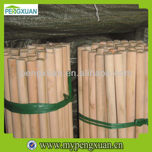 wood fencing poles farm