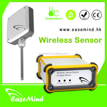 meter data alarm view 8 channels per screen Temperature Wireless Sensor