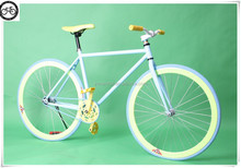 26 inch aluminium alloy road fixed gear bike /Single Speed Bicycle