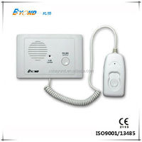Nurse call system cheap waterproof call button for elderly