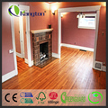 Genuine Ipe solid hardwood flooring with fashion colors