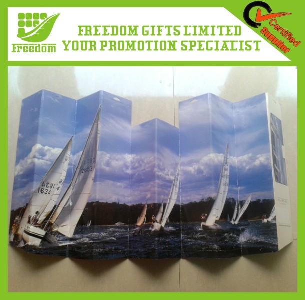 Custom Logo Printed Promotional Paper Auto Sunshade
