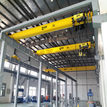 High duty electric hoist with remote control