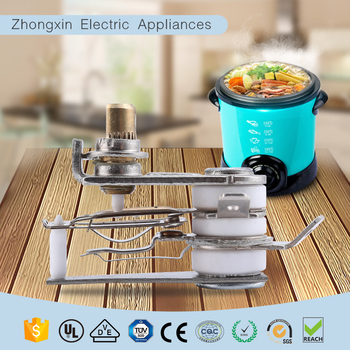 Newest Design For Restaurant Intelligent adjustable bimetallic fired thermostat
