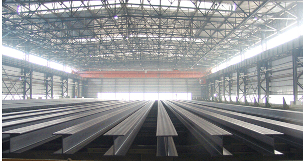 hot rolled astm a36 steel i beam ASTM JIS DIN GB standard I beam / I-beam / I beam steel