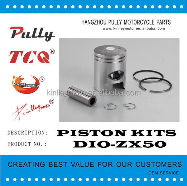 GB/T 1148-2010 for DIO-ZX50 40MM Best Quality Hot Sale From China Suppliers Motorcycle Piston Kits with Cheapest Price