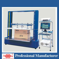 Digital Corrugated Carton Box Compression Tester + Carton box stacking testing machine+Cardboard Strength Tester