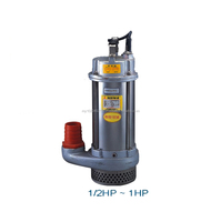 Submersible Stainless Steel Sump Pump SQ-112N