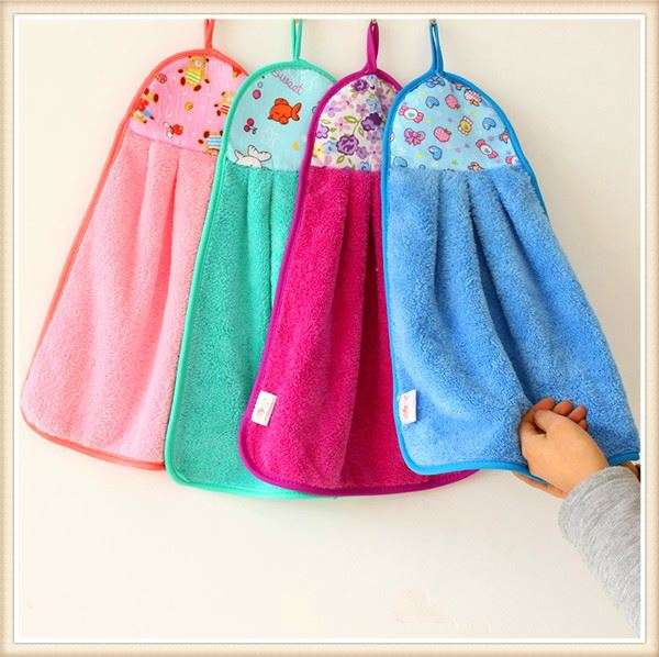 washing dish Magic kitchen Cleaning Rag hand towel
