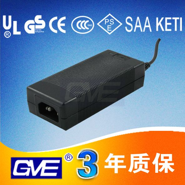 GVE hot sale 50W 24V 2A POE ac dc adapter switching power supply