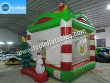 hot seller inflatable christmas bouncer
