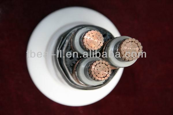 8.7|15kv Aluminum Copper XLPE insulated Medium Voltage Power Cable 35mm 50mm 75mm 185mm 240mm