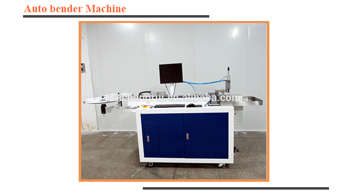 Stainless Steel CNC Auto Steel Bender Machine for Die Cutting/ Metal Auto Bending Machine