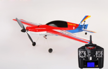 2.4G 4ch RC Plane Cassutt EPP 37cm length with LCD transmitter WL Toys F939 rc toys airplanes for children