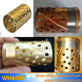 waukesha engine parts bpw steel copper bearing bimetal bushing