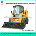 skid steer loader rock bucket (skid loader attachment,bobcat attachment)