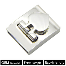 Wholesale 316 stainless steel magnetic jewelry lock clasps for leather bracelet Free Sample BX132