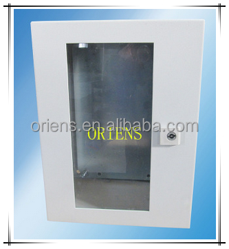 all sizes aluminum steel outdoor waterproof enclosure
