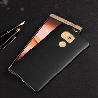 Customized logo cell phone accessories back cover case for huawei p8