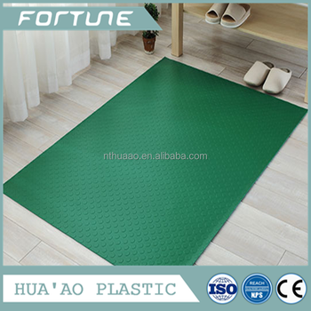Anti-slip Embossed PVC Flooring for Shower