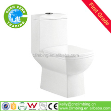 cheap wc water closet siphonic one picec toilet bowl brand