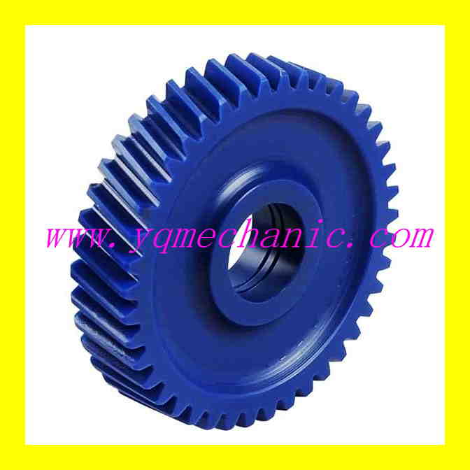 Non-standard motorcycle drive shaft gear