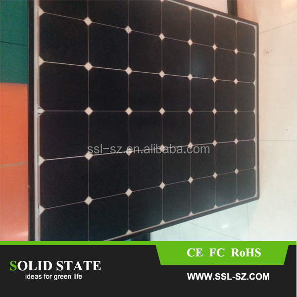 High efficiency 50-300w semi flexible solar panel shenzhen factory