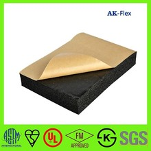 Good pliability and good anti-vibration closed cell vinyl foam flexible foam sheet