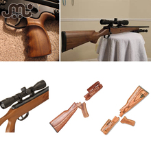 Custom top quality durable wooden hunting gun accessories