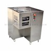25mm Thickness 800 Kg/Hour Electric Chicken Mutton Goat Meat Cutter