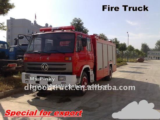 Dongfeng fire engine